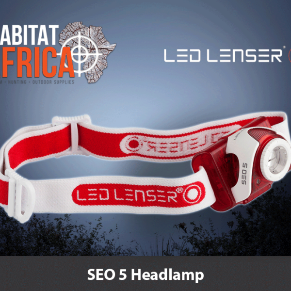 LED Lenser SEO 5 Headlamp