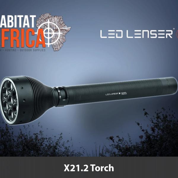 LED Lenser X21.2 Torch