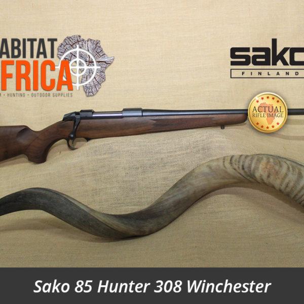 Sako 85 Hunter 308 Winchester Hunting Rifle