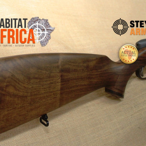 Steyr Classic II 308 Winchester Actual Rifle Stock