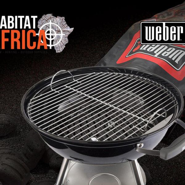 Weber 47cm Compact Kettle Charcoal Braai Grid
