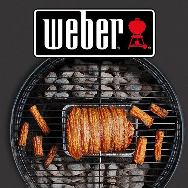 Weber Charcoal Braais