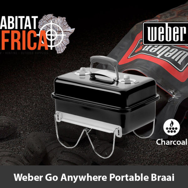 Weber Go Anywhere Portable Charcoal Braai