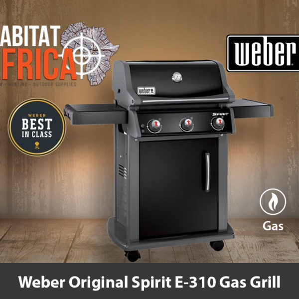 Weber Original Spirit E-310 Gas Grill - Best in Class