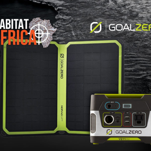 Goal Zero Nomad 14 Plus Solar Panel with Yeti 150