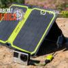 Goal Zero Nomad 7 Plus Solar Panel Harness the Sun