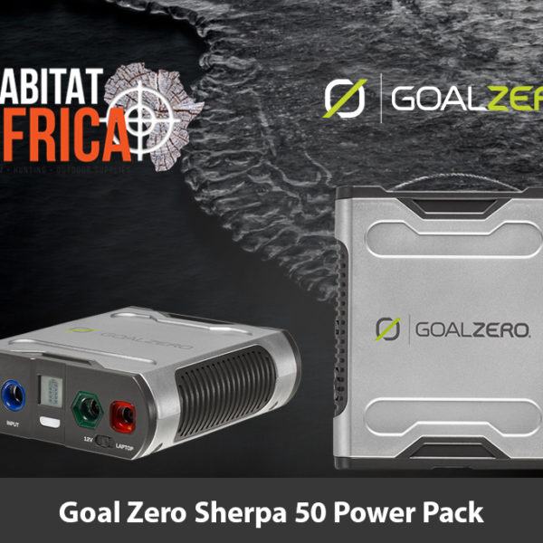 Goal Zero Sherpa 50 Power Pack