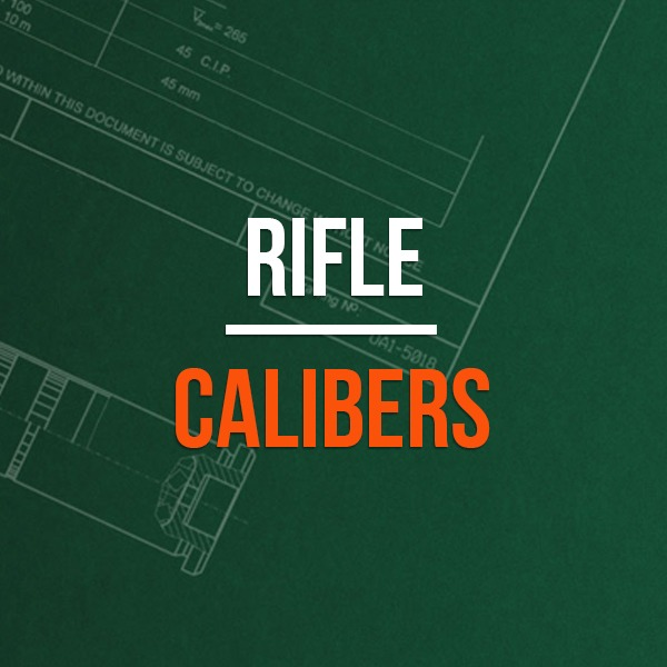 Hunting Rifle Calibers