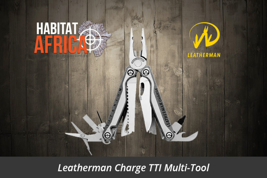 Leatherman Charge TTI Multi-Tool