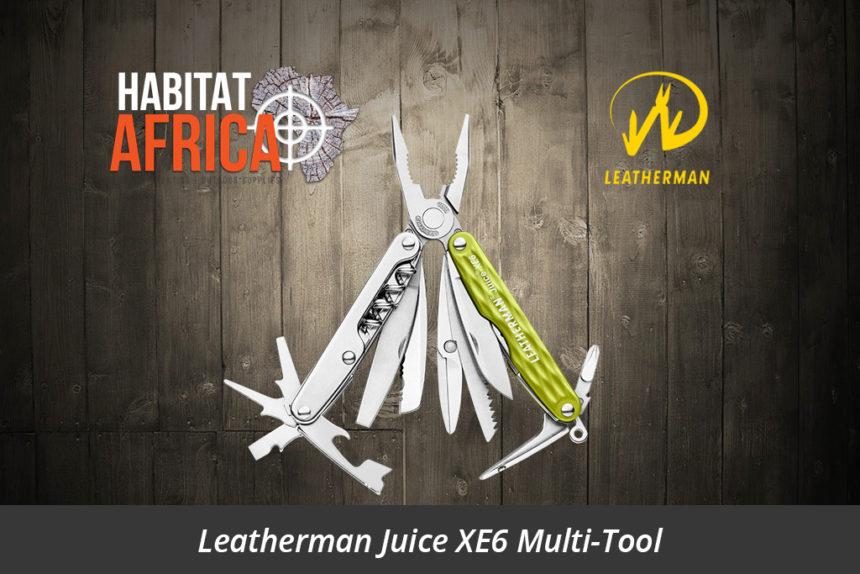 Leatherman Juice XE6 Multi-Tool