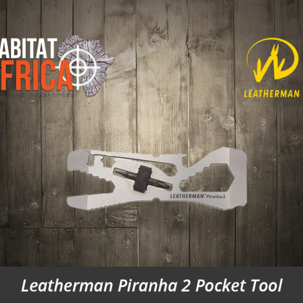 Leatherman Piranha 2 Pocket Tool