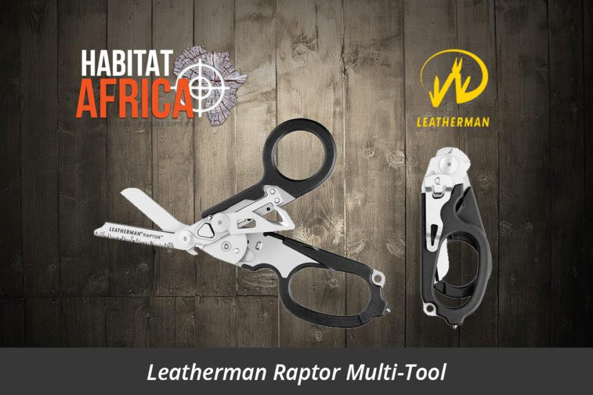 Leatherman Raptor Multi-Tool