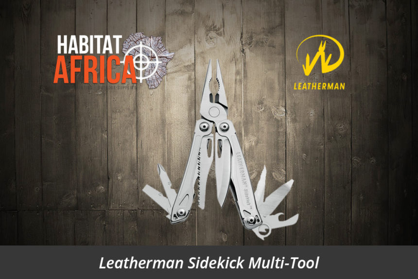 Leatherman Sidekick Multi-Tool