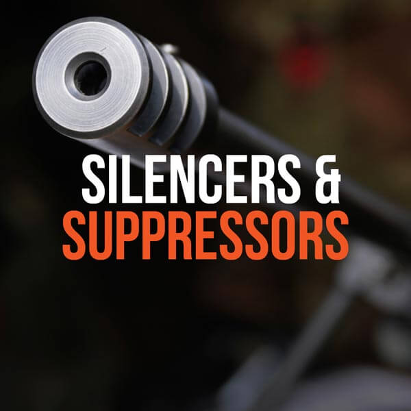 Silencers/Suppressors
