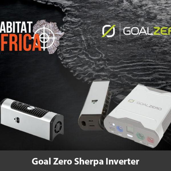 Goal Zero Sherpa Inverter 220V