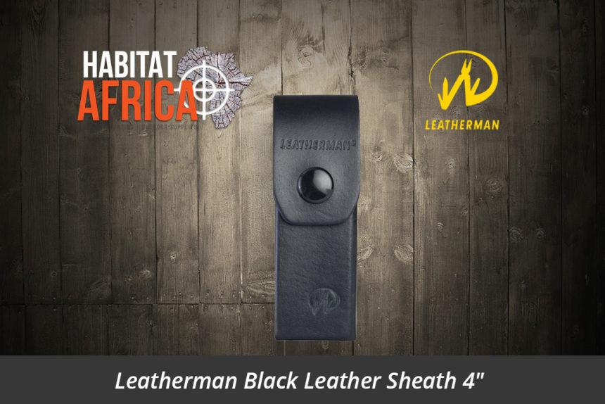 Leatherman Leather Belt Sheath 4