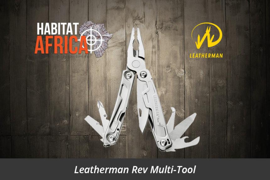 Leatherman Rev Multi-Tool