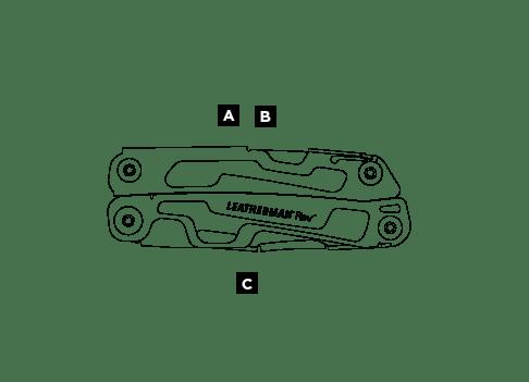 Leatherman Rev Multi-Tool Features