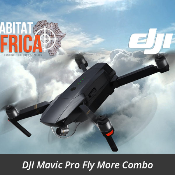 DJI Mavic Pro Fly More Combo - Habitat Africa | Action Cameras & Drones | South Africa