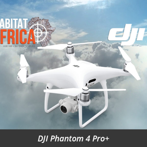 DJI Phantom 4 Pro+ Drone - Habitat Africa | Actions Cameras & Drones | South Africa