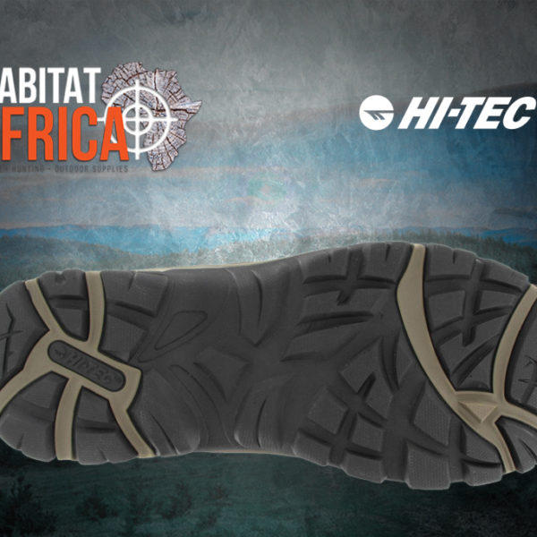 Hi-TEC Altitude V Ultra Waterproof Hiking Boots Tread - Habitat Africa | Hiking Footwear | South Africa