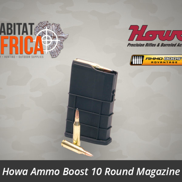 Howa Ammo Boost Detachable 10 Round Magazine