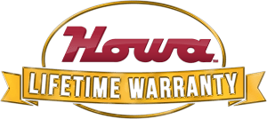 Howa 100% Lifetime Warranty