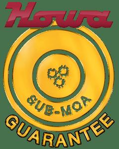 Howa Sub-MOA Guarantee