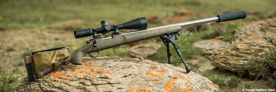 NightForce NXS 8-32x56 Riflescope - Habitat Africa | Gun Shop | South Africa