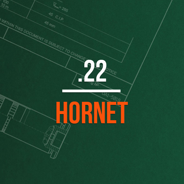 .22 Hornet Hunting Rifle Calibers | .22 Hornet Reloading Brass Calibers