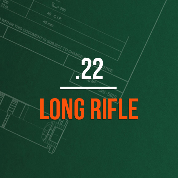.22 Long Rifle Hunting Rifle Caliber