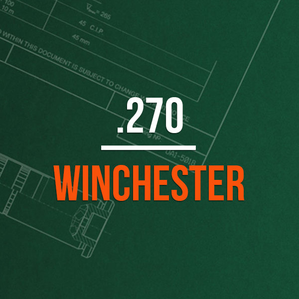 .270 Winchester Hunting Rifle Caliber | .270 Winchester Reloading Brass Caliber