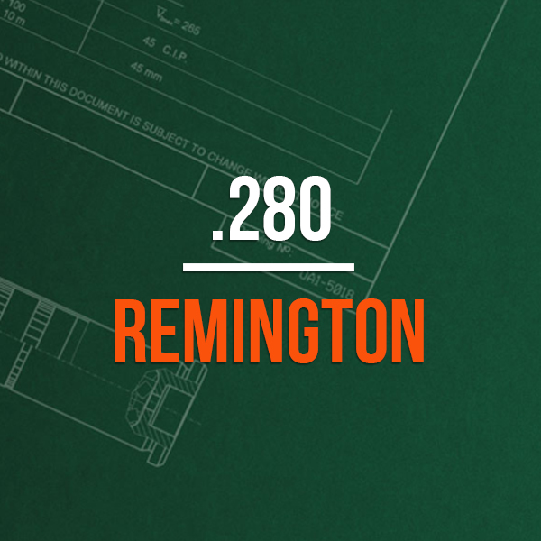 .280 Remington Hunting Rifle Caliber