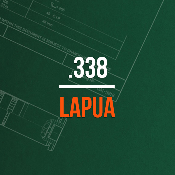 .338 Lapua Magnum Hunting Rifle Caliber | .338 Lapua Magnum Brass