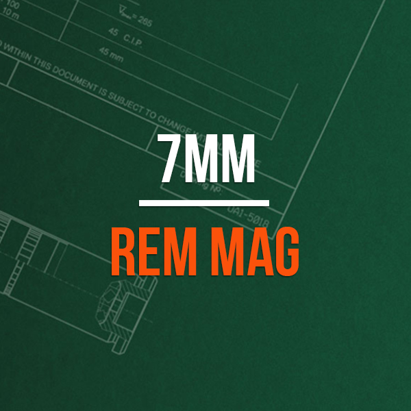 7mm Remington Magnum Hunting Rifle Caliber