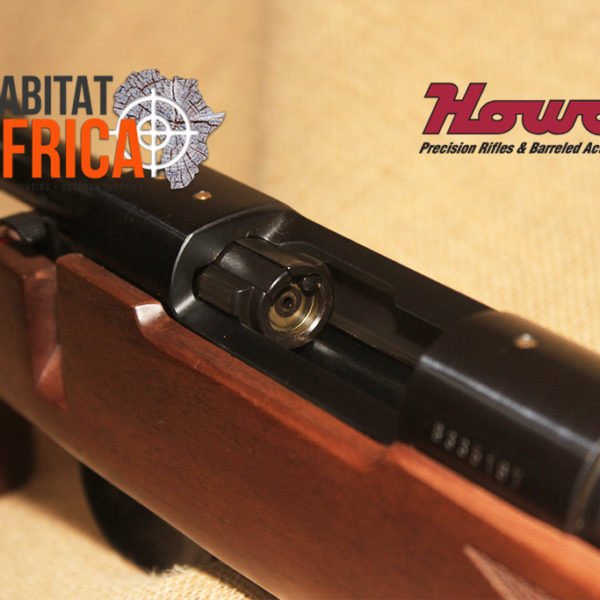 Howa Varmint Walnut 24 inch Fluted Bolt Action