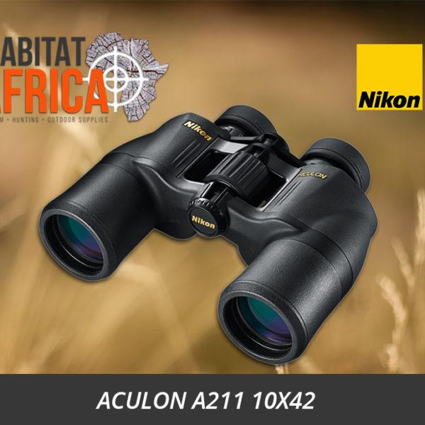 Nikon Aculon 10x42 Habitat Africa
