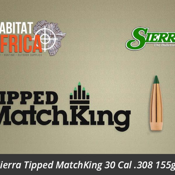 Sierra Tipped MatchKing 30 Cal 308 155gr Bullets - Habitat Africa | Gun Shop | South Africa