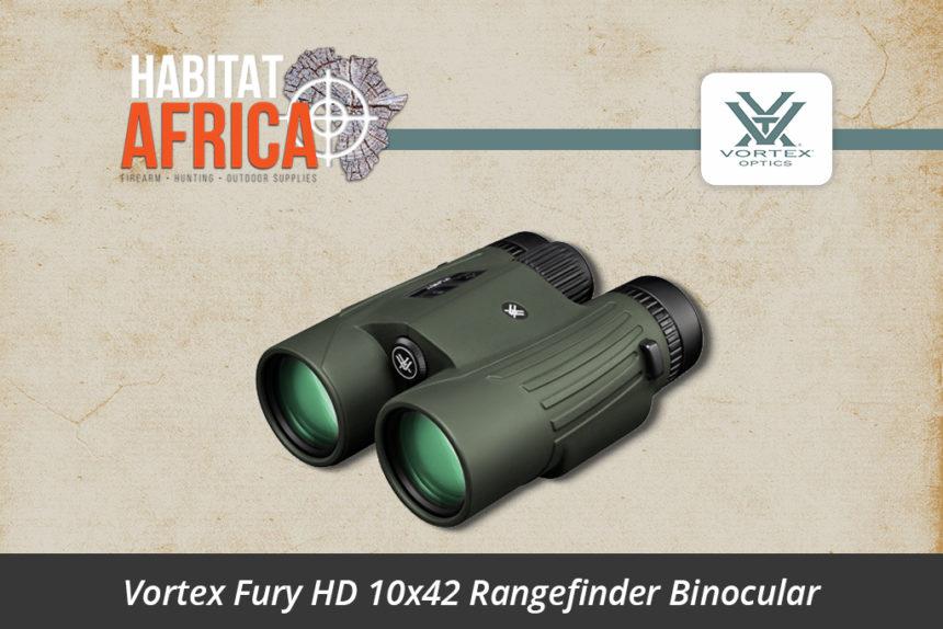 Vortex Fury HD 10x42 Laser Rangefinder Binocular - Habitat Africa | Gun Shop | South Africa
