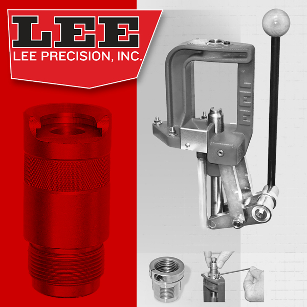 Lee Precision Reloading Equipment and Reloading Supplies South Africa