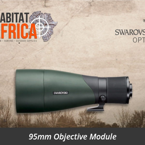 Swarovski ATX Spotting Scope 95mm Objective Module - Habitat Africa | Sport Optics | South Africa