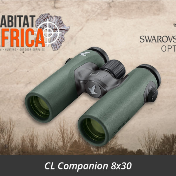 Swarovski CL Companion 8x30 Binoculars Green - Habitat Africa | Gun Shop | South Africa
