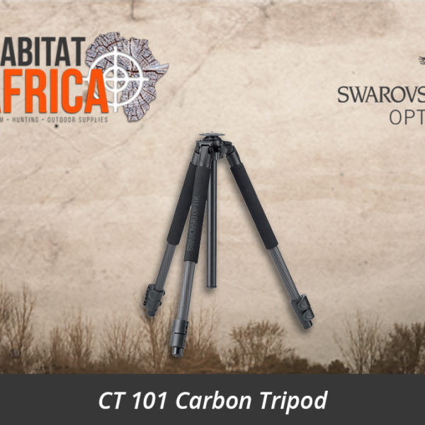 Swarovski CT 101 Carbon Tripod - Habitat Africa | Gun Shop | South Africa
