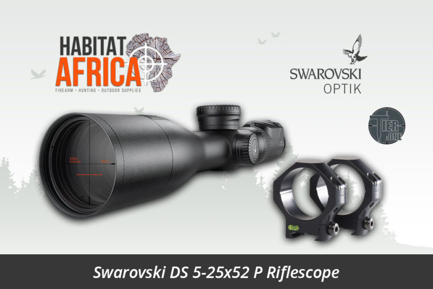 Swarovski DS & Tier One Rings Habitat Africa