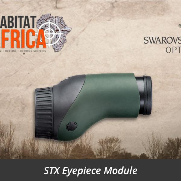 Swarovski STX Eyepiece Module - Habitat Africa | Gun Shop | South Africa