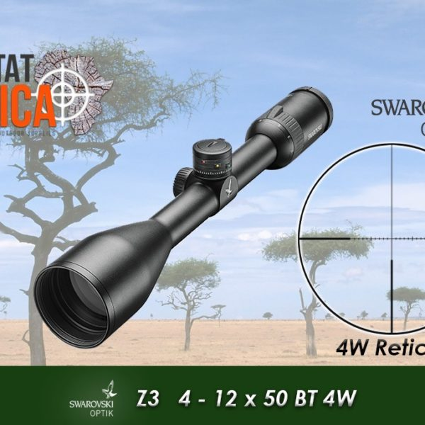 Z3 4-12x5- BT 4w Habitat Africa