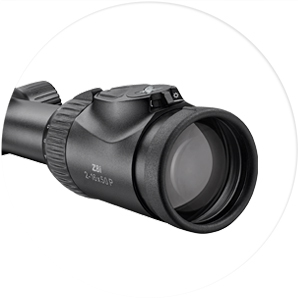 Swarovski Z8i Riflescope Reticle