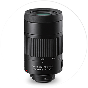 Leica 25-50x WW Aspherical Eyepiece - Habitat Africa | Leica Optics | South Africa