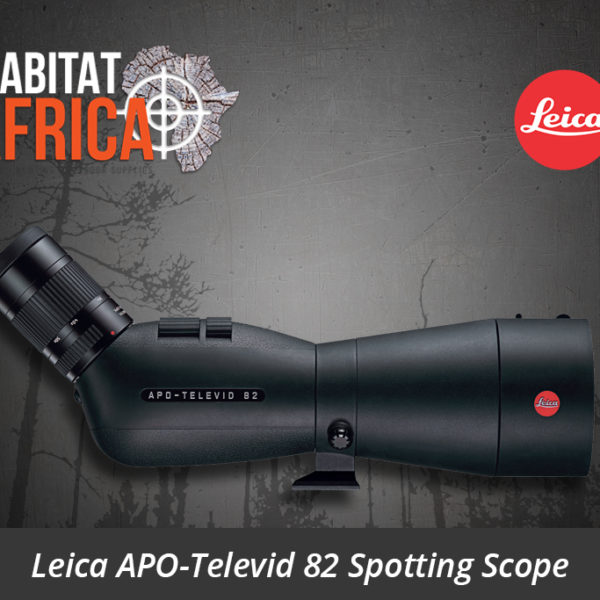 Leica APO-Televid 82 Spotting Scope Plus 25-50x Eyepiece 45 Degree Angled Viewing - Habitat Africa | Sport Optics | South Africa