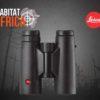 Leica Trinovid 10x42 HD Focus Wheel - Habitat Africa   Sport Optics   South Africa